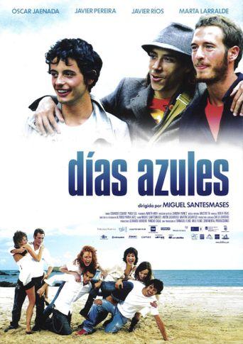Blue days Poster