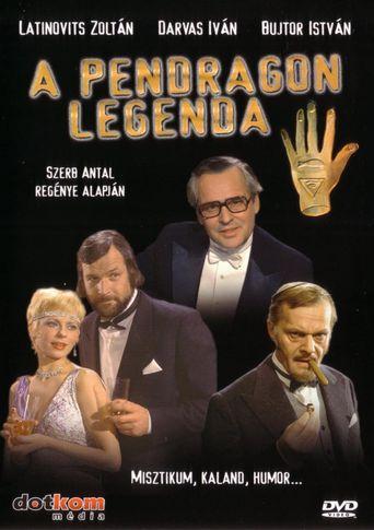 The Pendragon Legend Poster