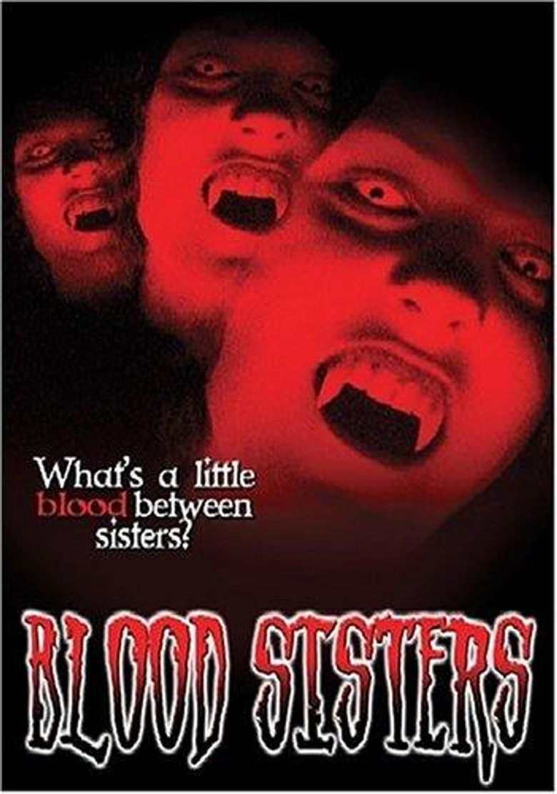 Blood Sisters Poster