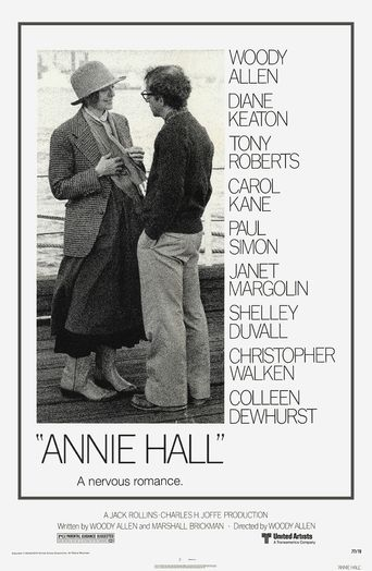 Annie Hall Poster