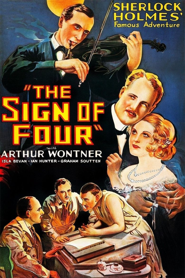 The Sign of Four: Sherlock Holmes' Greatest Case Poster