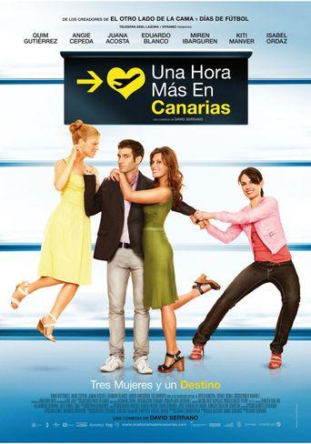 Una hora más en Canarias Poster