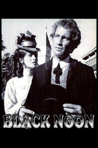Black Noon Poster