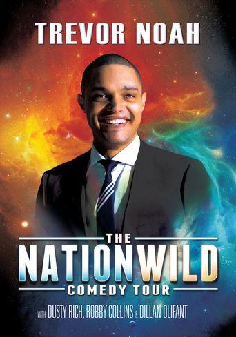 Trevor Noah: The Nationwild Comedy Tour Poster