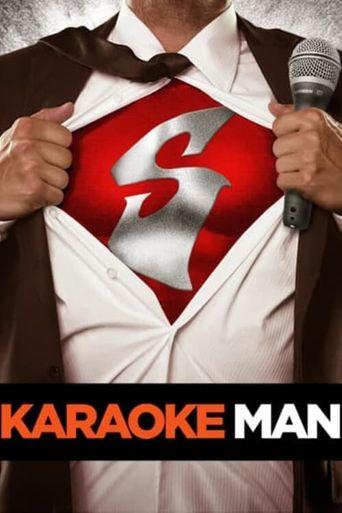Karaoke Man Poster
