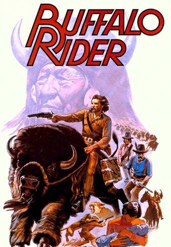 Buffalo Rider Poster