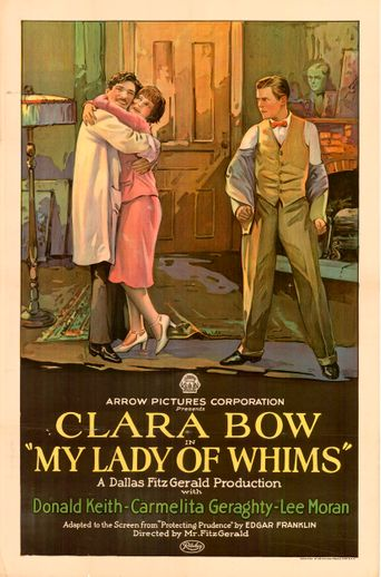 My Lady of Whims Poster