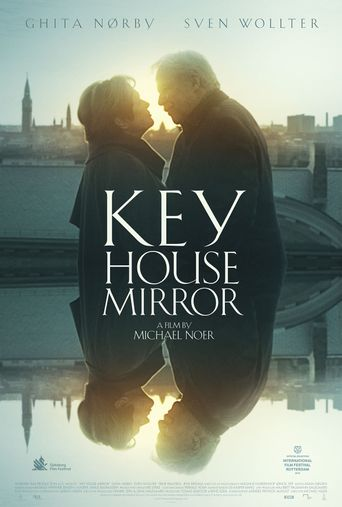 Key House Mirror Poster