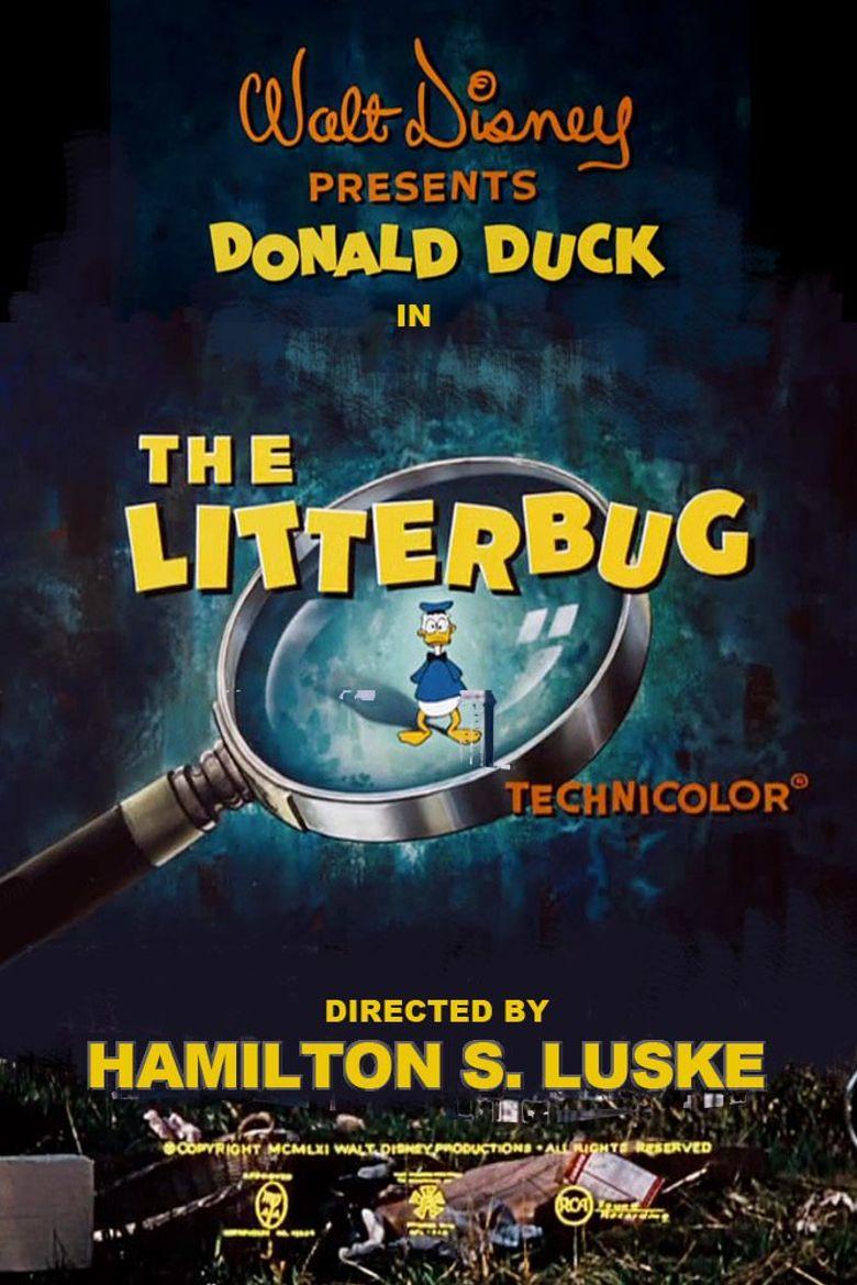 The Litterbug Poster