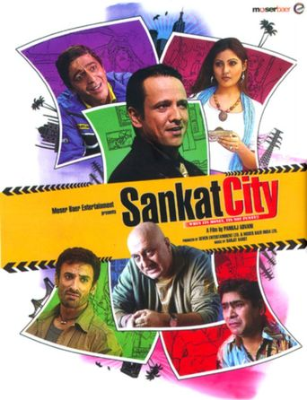 Sankat City Poster