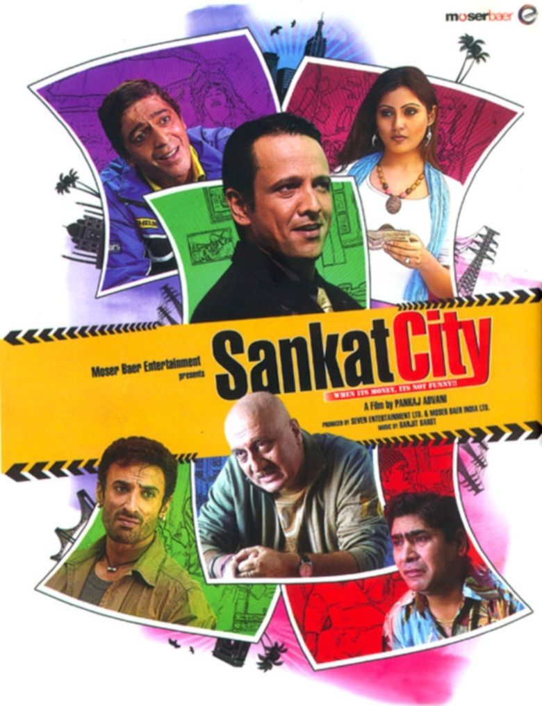 Sankat City Poster