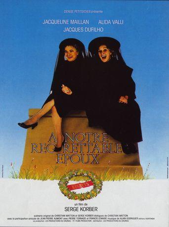 A Notre Regrettable Epoux Poster