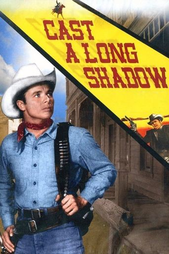 Cast a Long Shadow Poster