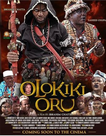 Olokiki Oru: The Midnight Sensation Poster