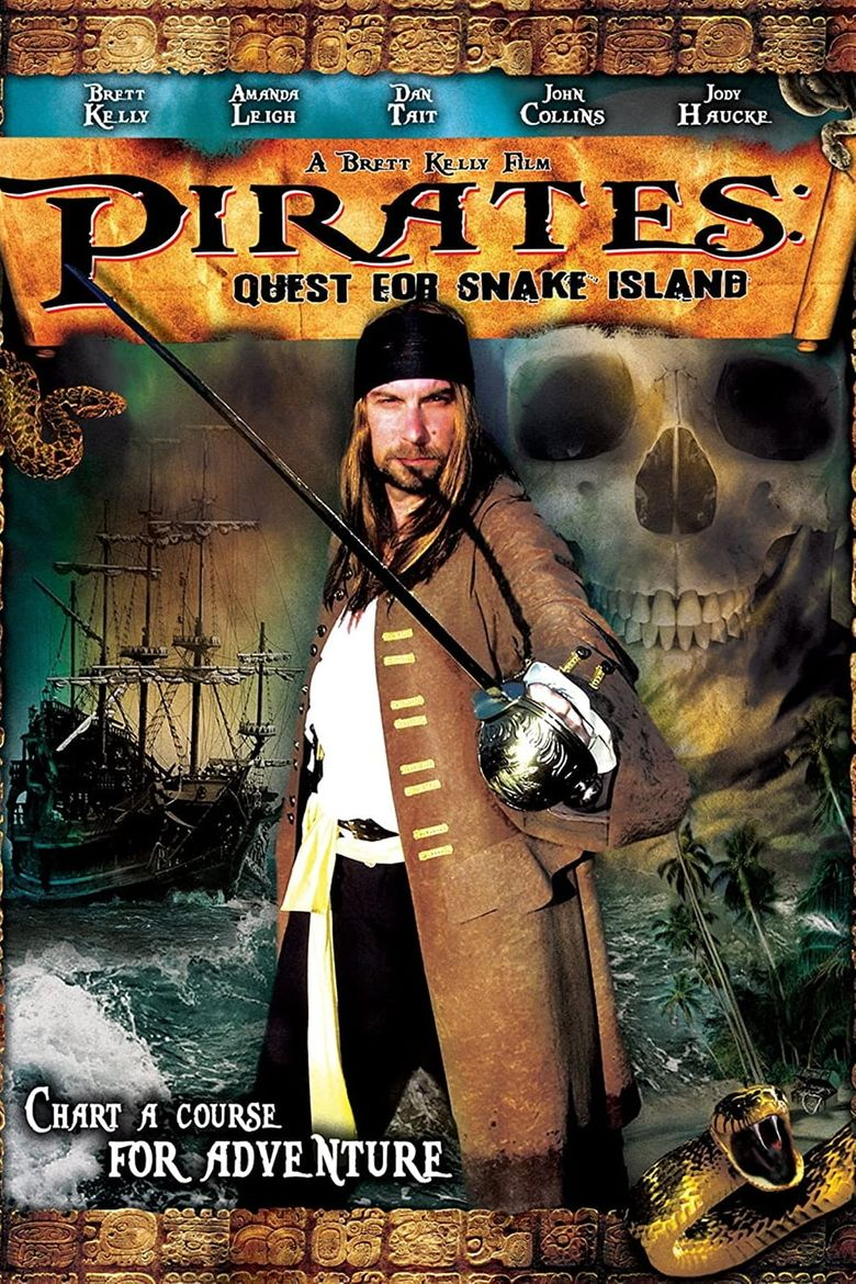 Pirates: Quest for Snake Island Poster
