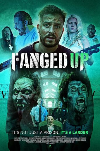 Fanged Up Poster
