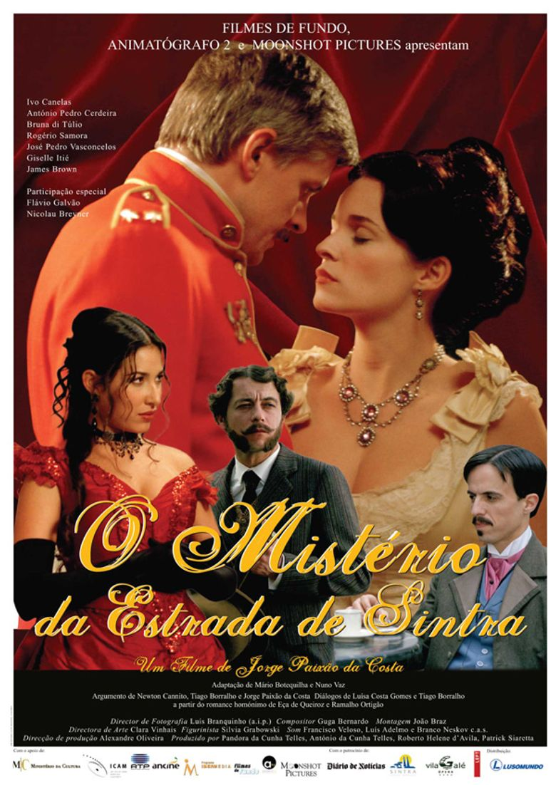 The Mystery of Sintra Poster