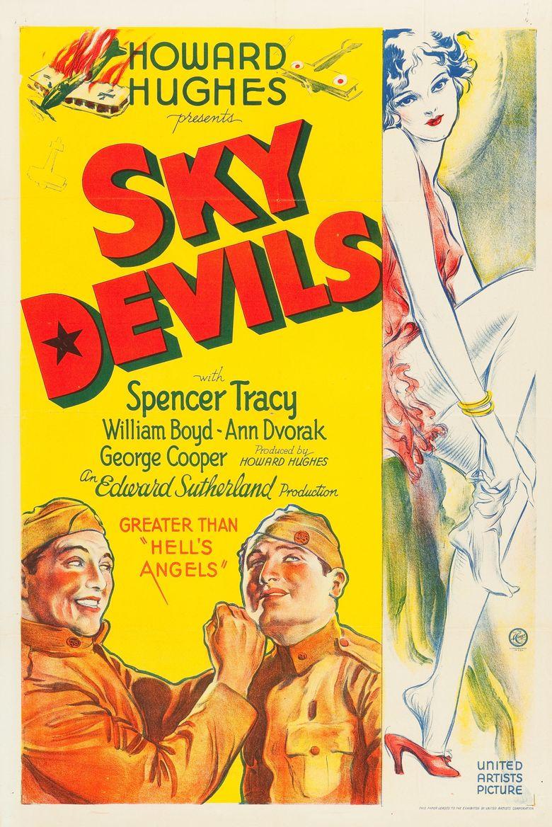 Sky Devils Poster