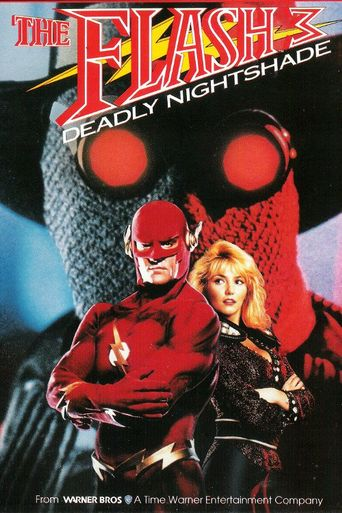 The Flash III: Deadly Nightshade Poster