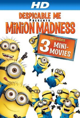 Despicable Me Presents: Minion Madness Poster