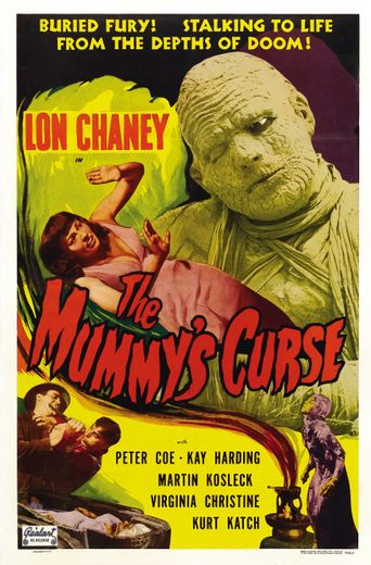 Watch The Mummy's Curse