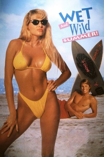 Wet and Wild Summer Poster