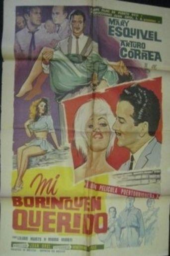 Mi Borinquen querido Poster