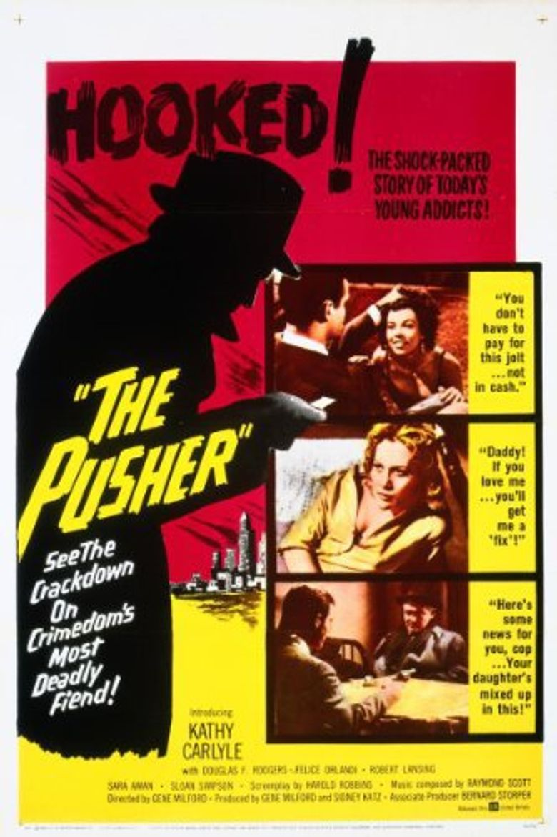 The Pusher Poster
