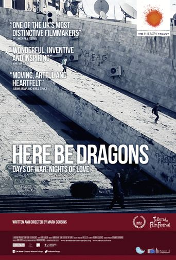 Here Be Dragons Poster