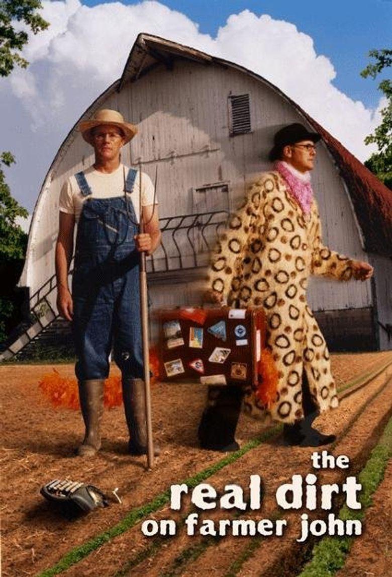 The Real Dirt on Farmer John Poster