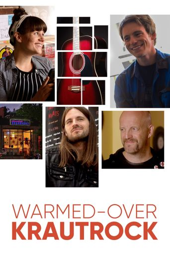 Warmed-Over Krautrock Poster