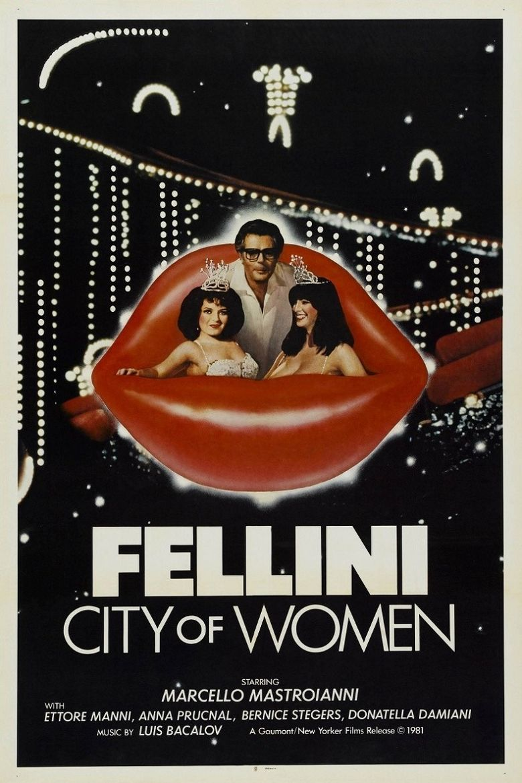 City of Women Poster