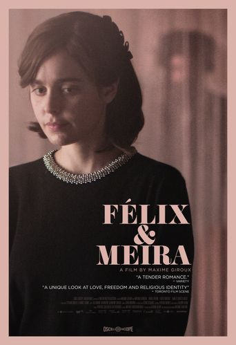 Felix and Meira Poster