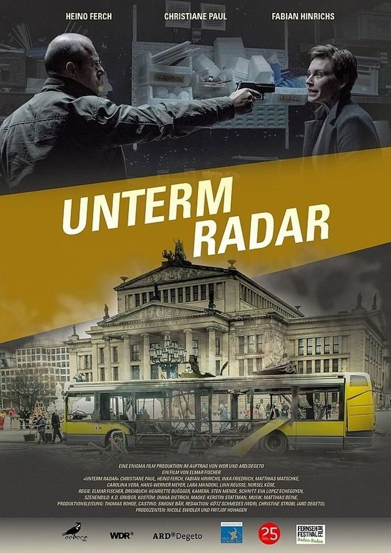 Unterm Radar Poster