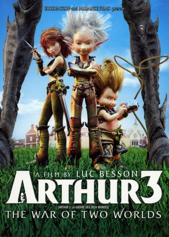 Watch Arthur 3: The War of the Two Worlds