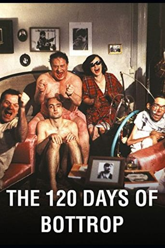 The 120 Days of Bottrop Poster