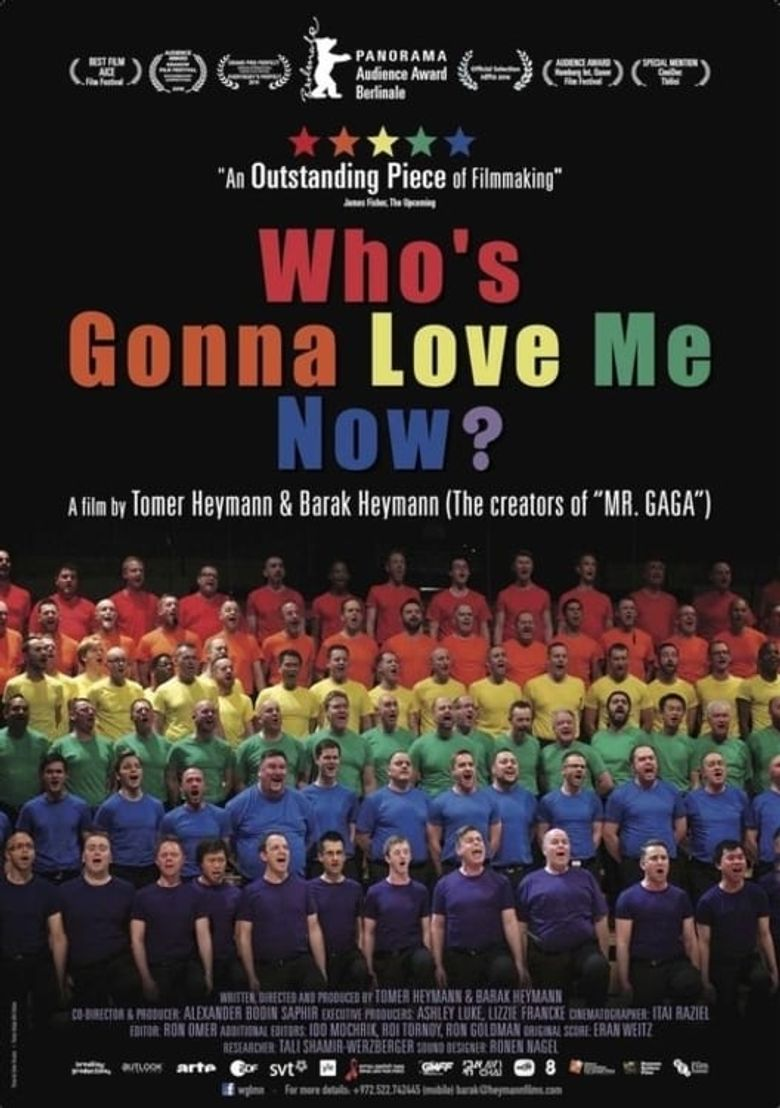 Who's Gonna Love Me Now? Poster