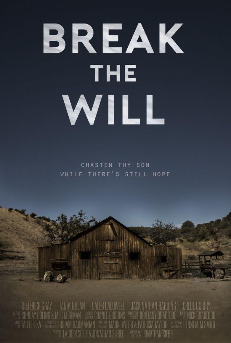 Break the Will Poster