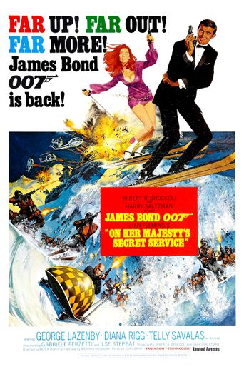 Watch On Her Majesty's Secret Service