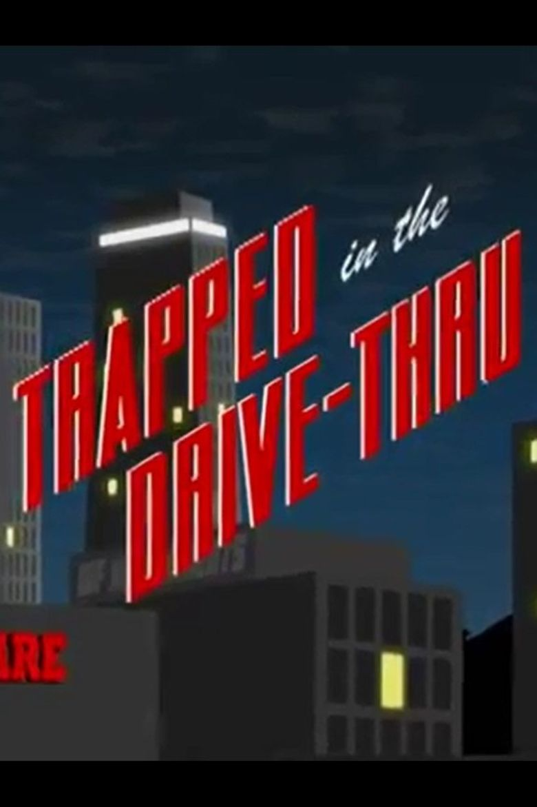'Weird Al' Yankovic: Trapped in the Drive-Thru Poster