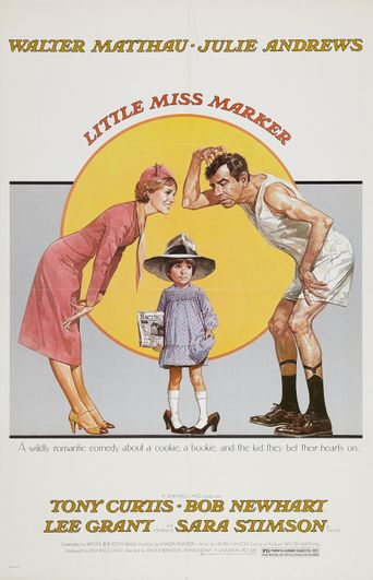Little Miss Marker Poster