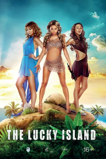 Lucky Island Poster