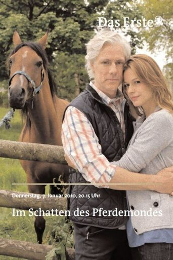 Im Schatten des Pferdemondes Poster