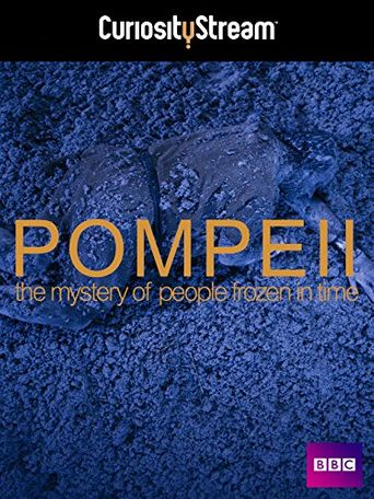 Pompeii: The Mystery of the People Frozen in Time Poster