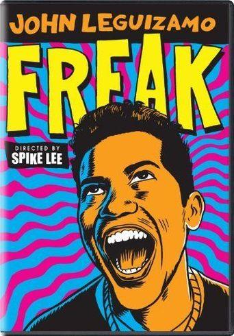 John Leguizamo: Freak Poster