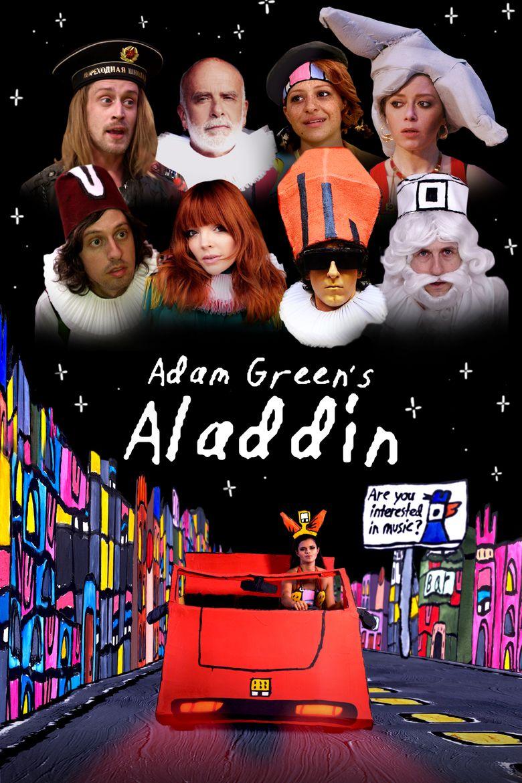 Adam Green's Aladdin Poster