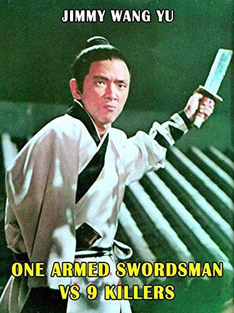 One Armed Swordsman Against Nine Killers Poster