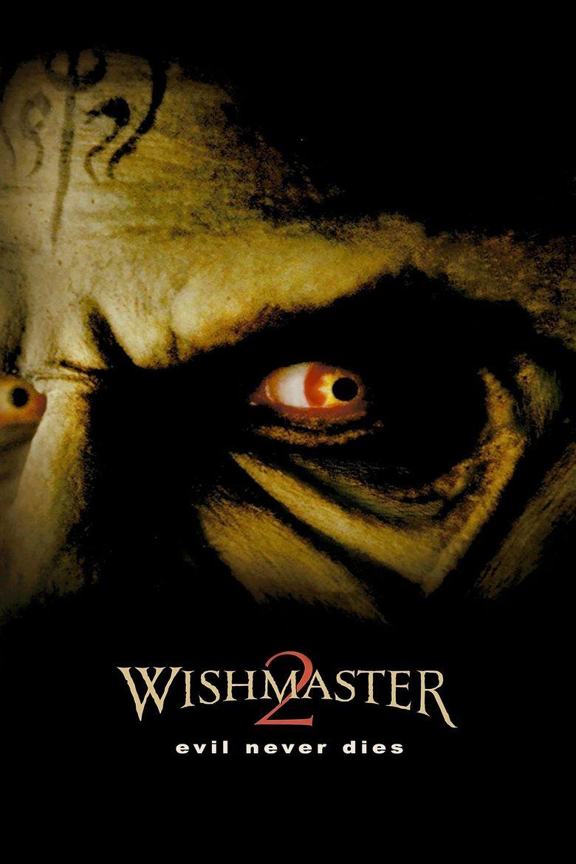 Wishmaster 2: Evil Never Dies Poster