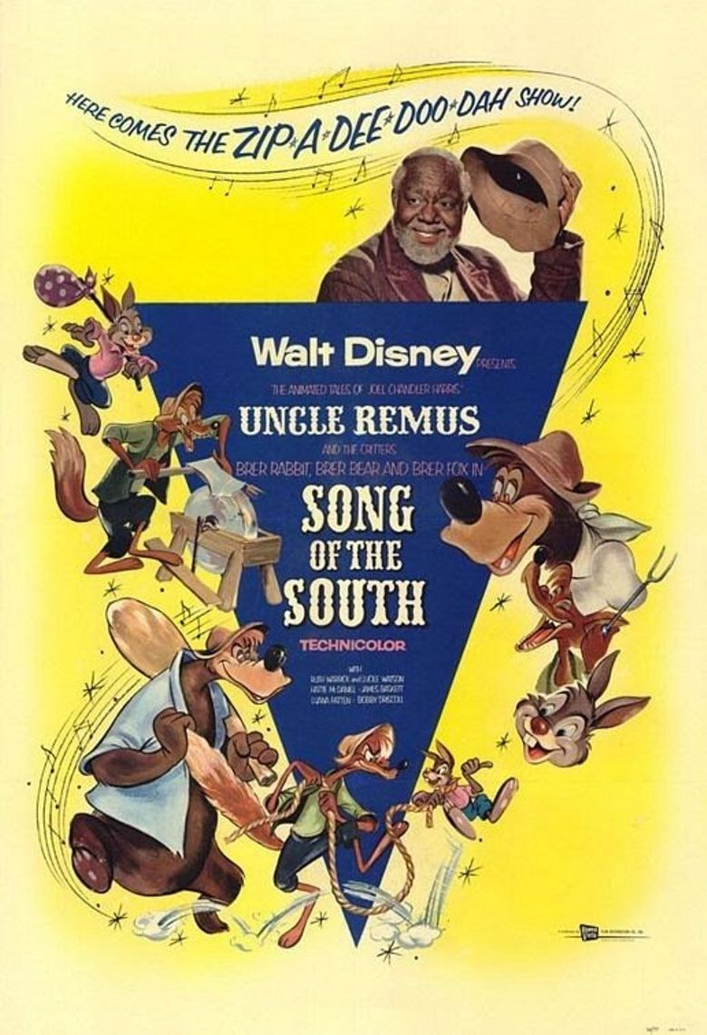 Song of the South Poster