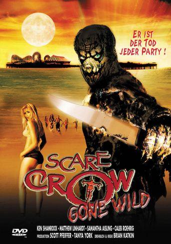 Scarecrow Gone Wild Poster